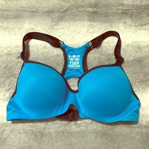PINK sport bra push-up